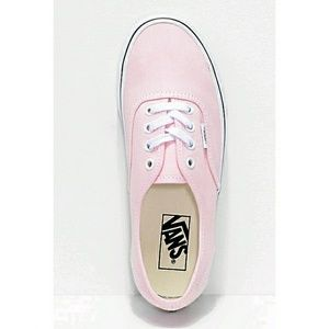 Vans Authentic Chalk Pink & True White Shoes